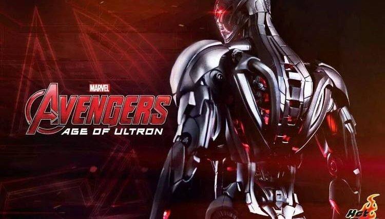 Primeira imagem do action figure de Ultron da Hot Toys