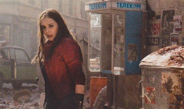 Novas imagens de Os Vingadores: A Era de Ultron