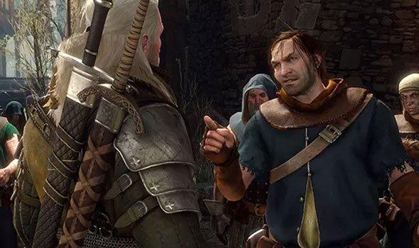 Assista uma quest completa de The Witcher III: Wild Hunt