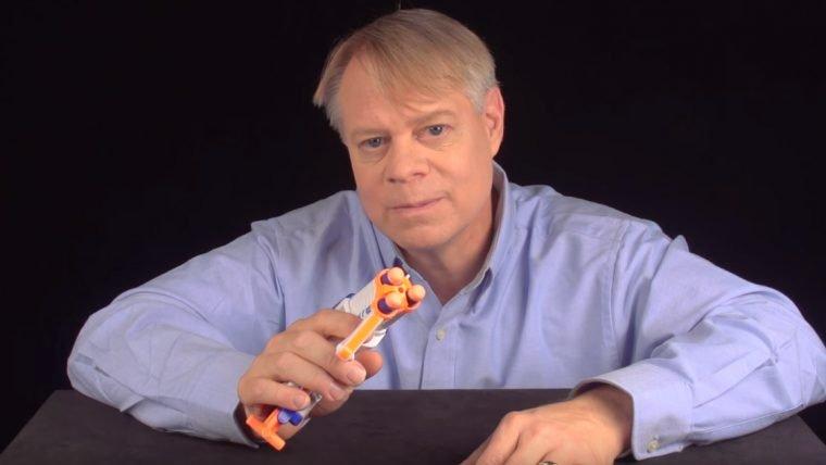 EngineerGuy explica a genialidade por trás do mecanismo das NERFs