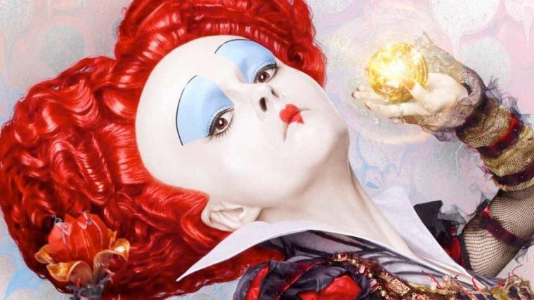 Confira os pôsteres dos personagens de Alice Através do Espelho