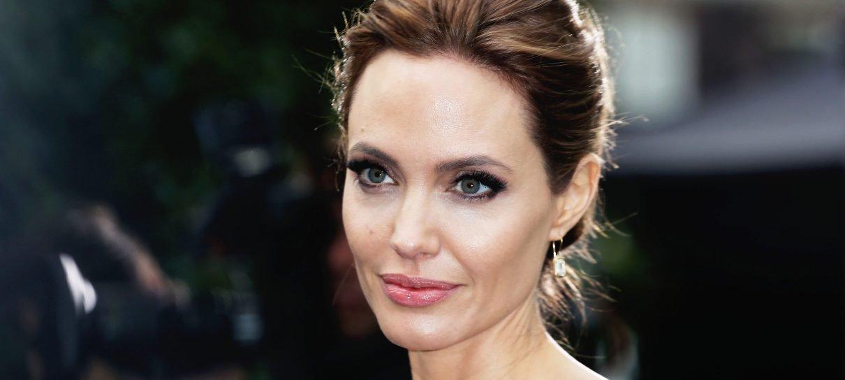 Angelina Jolie está dirigindo um drama original para o Netflix