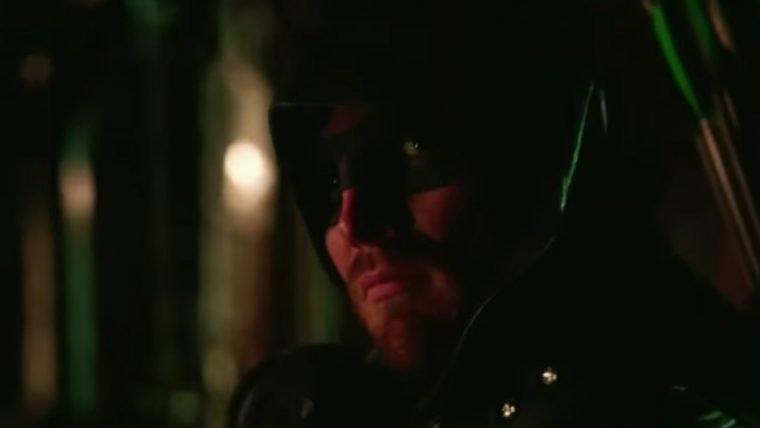 Teaser de Arrow sugere mirar mais alto