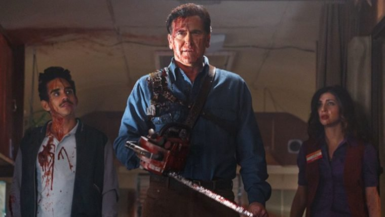 Ash vs. Evil Dead terá labirinto no Halloween Horror Nights 2017