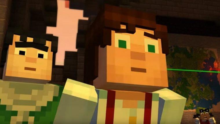 Segundo Episódio de Minecraft: Story Mode da Telltale já está disponível