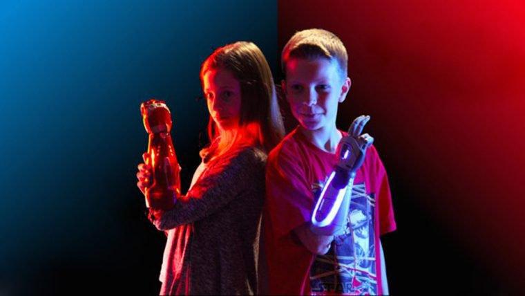 Open Bionics vai desenvolver próteses inspiradas em Avengers, Frozen e Star Wars
