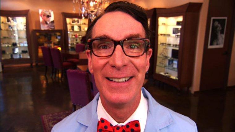 Documentário sobre Bill Nye, o cara da ciência, consegue financiamento no Kickstarter