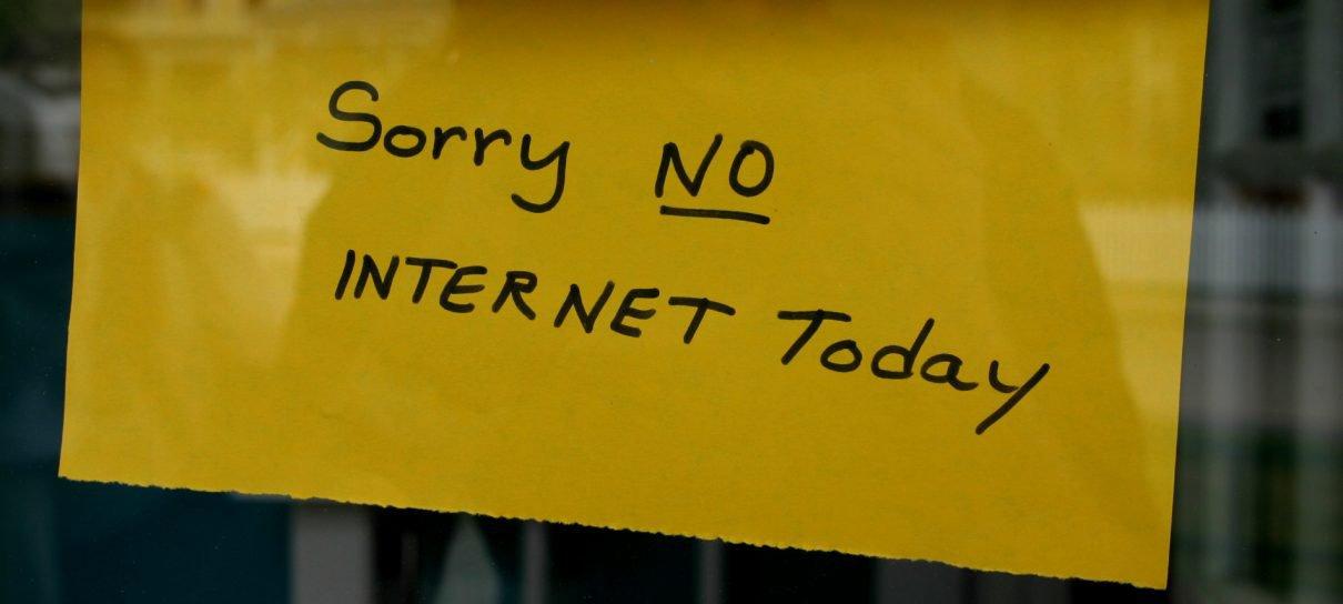 Internet | Limite de conexão é real e motivo de preocupação (sim)