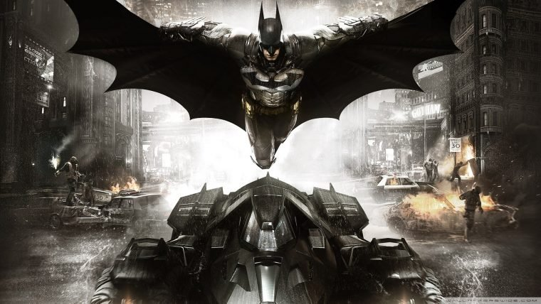 Jogamos Batman: Arkham Knight!
