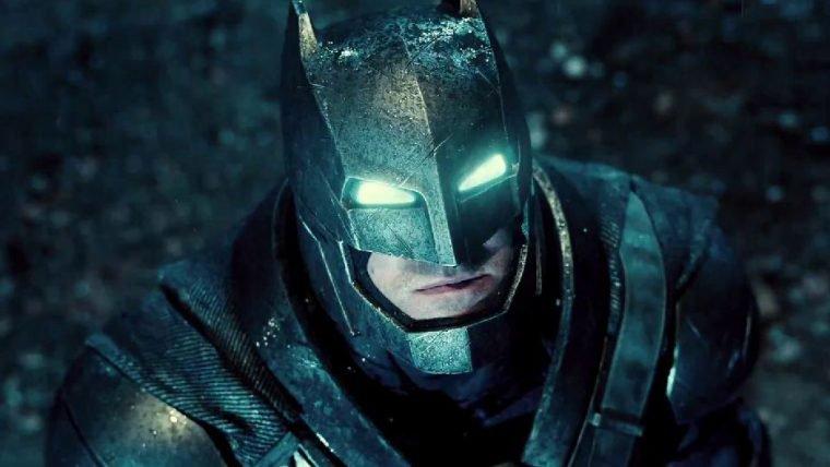 [SDCC] Ben Affleck pode produzir um novo filme do Batman em parceria com Geoff Johns