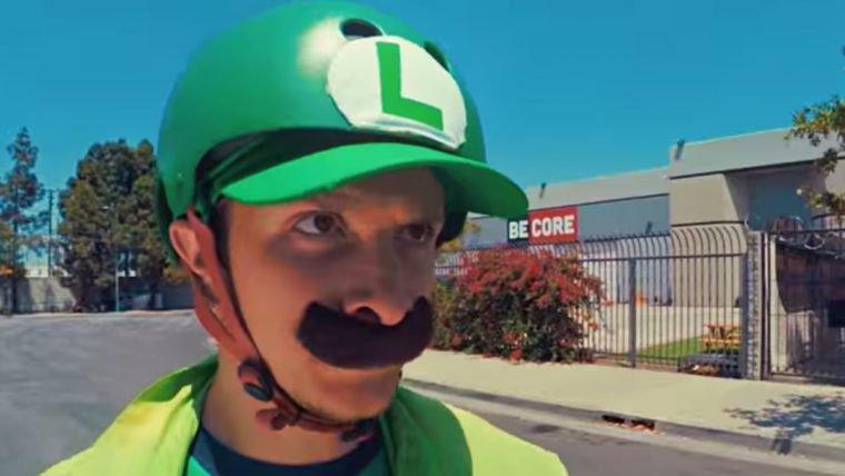 Luigi está eternamente fadado ao segundo lugar