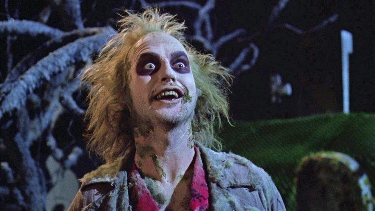 Tim Burton comenta sobre os rumores de Beetlejuice 2