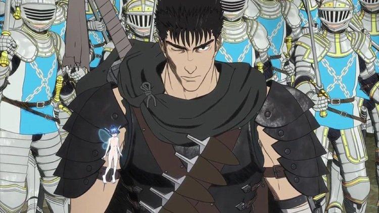 Berserk | Primeiro teaser do anime traz a violência do mangá para as telas