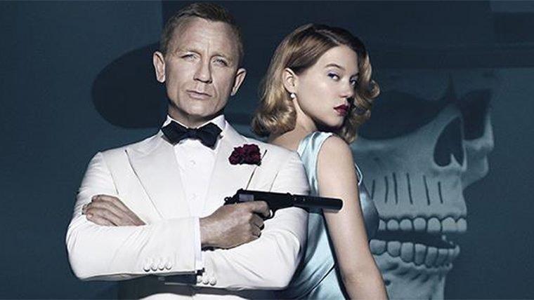 Nova imagem de 007 contra SPECTRE revela o visual de Léa Seydoux