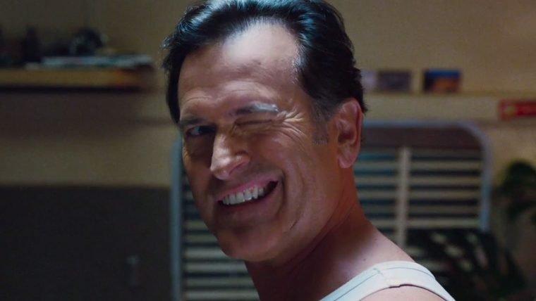 [SDCC] Ash vs. Evil Dead traz de volta Bruce Campbell, humor e muito sangue