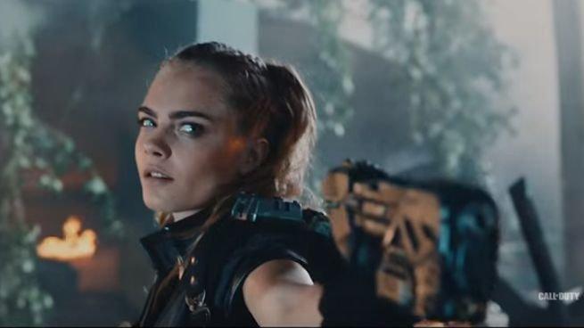 Trailer Live Action de Call of Duty: Black Ops III traz Michael B. Jordan e Cara Delevingne