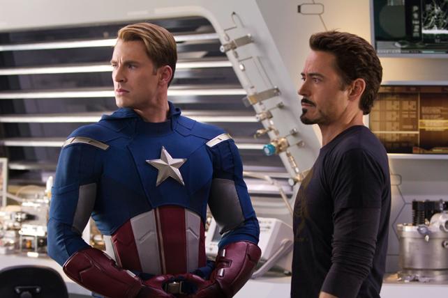 Marvel celebra o dia do amigo com um vídeo de Capitão América: Guerra Civil
