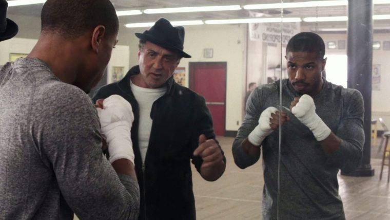 Rocky treina filho de Apollo em trailer de