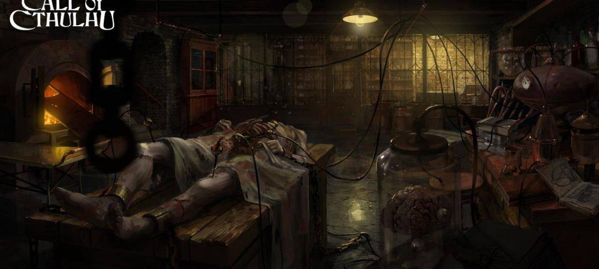 Call of Cthulhu | Assista ao trailer do survival horror inspirado em H.P. Lovecraft