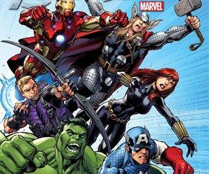 Confira os megaboga pôsteres exclusivos de Os Vingadores!