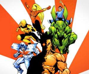 Big Hero 6: equipe japonesa da Marvel vai ganhar filme animado!
