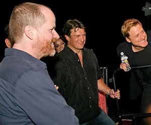 [SDCC 2012] Joss Whedon: 10 anos de Firefly e Dr. Horrible's Sing-Along Blog!