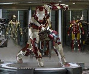 Teaser, pôster e imagens de Homem de Ferro 3!