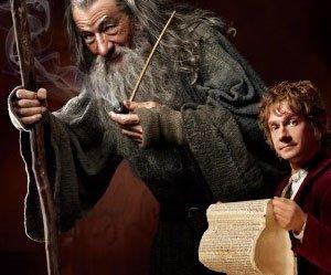 O Hobbit ganha novo pôster e banner gigantesco!