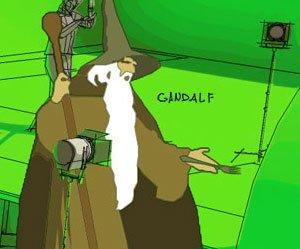 Por trás do Bolsão: como Peter Jackson filmou os hobbits e anões?