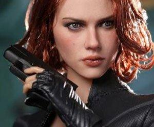 Hot Toys Vingadores: veja as fotos da figura da Viúva Negra