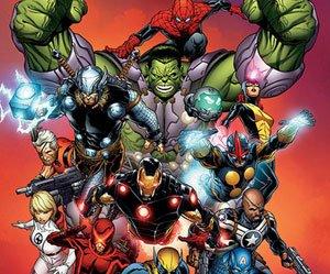 Marvel anuncia um novo início de suas HQs através da Marvel NOW!