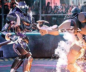 Gigantes de Aço: confira novo teaser da Robot Combat League!