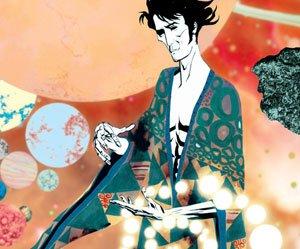 [SDCC 2012] Neil Gaiman voltará a escrever Sandman!