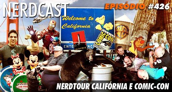 Nerdtour Califórnia e Comic-Con