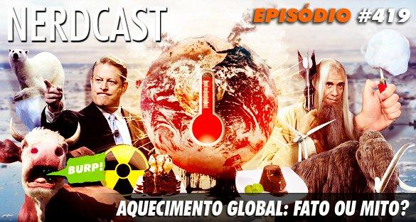 Aquecimento Global: Fato ou Mito?
