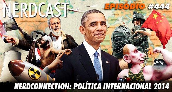 NerdConnection: Política Internacional 2014