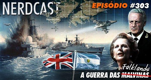 A guerra das Malv... Falklands