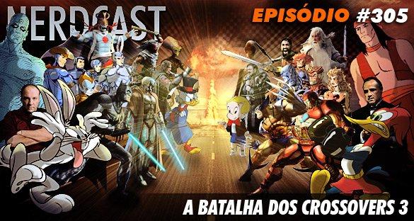 A batalha dos crossovers 3