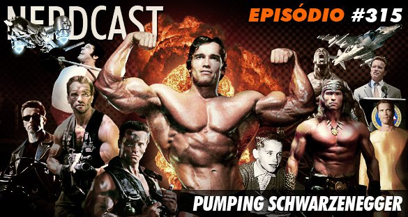 Pumping Schwarzenegger