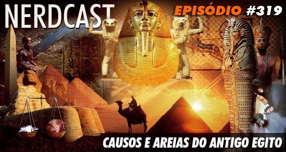 Causos e areias do antigo Egito