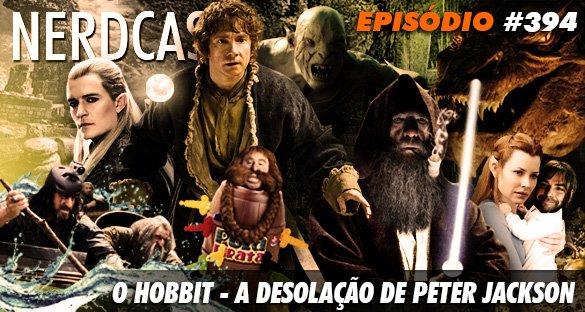 O Hobbit - A Desolação de Peter Jackson