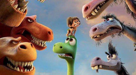 Disney divulga novo pôster de O Bom Dinossauro