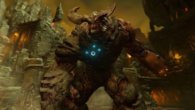 [Gamescom 2015] Recolhendo pedaços de demônio em Doom