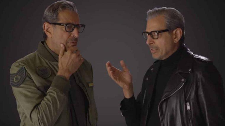 Independence Day: O Ressurgimento | Jeff Goldblum entrevista ele mesmo
