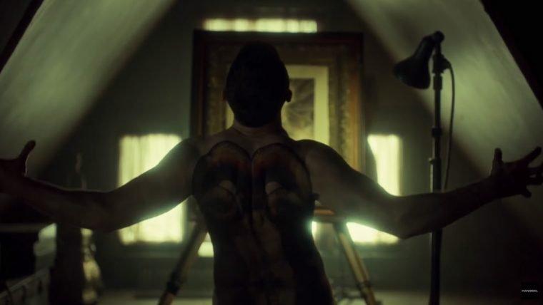 [SDCC] Trailer da terceira temporada de Hannibal revela mais sobre o Dragão Vermelho
