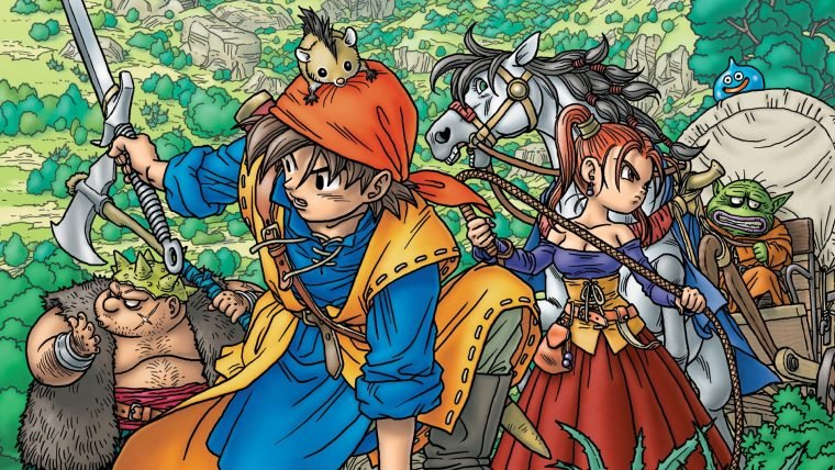 Remakes de Dragon Quest VII e VIII para 3DS serão lançados no ocidente em 2016
