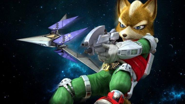 Star Fox Zero já tem data de lançamento