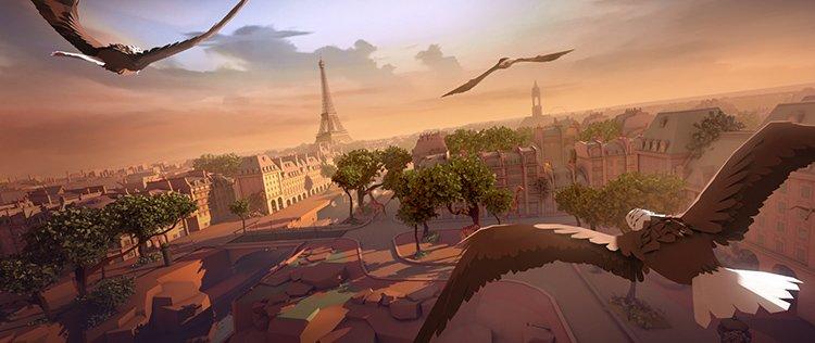 E3 2016 | Jogo VR Eagle Flight ganha mais detalhes