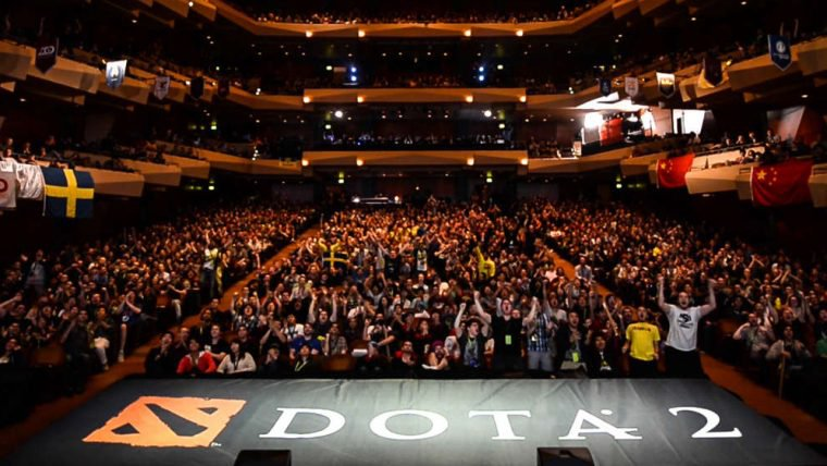 Amanhã é a final do The International, o mundial de DotA 2