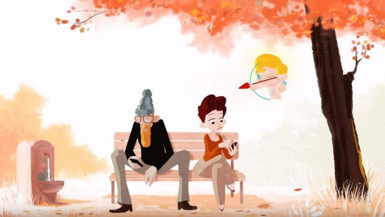 Cthupid é um animação que mistura romance e Lovecraft